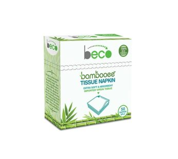 BECO BAMBOOEE SERVING NAPKINS – 2 PLY X 50