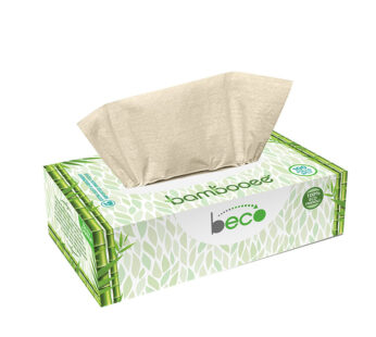 Beco Facial Tissue Carbox – 200 Pulls